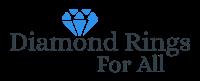 Diamond Rings For All Company Logo